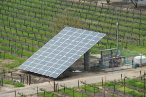 Irigatiile solare, pariul Renovatio Solar cu agricultura