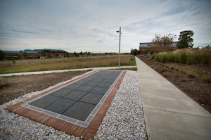 University creates world's first walkable solar panel pathway 02