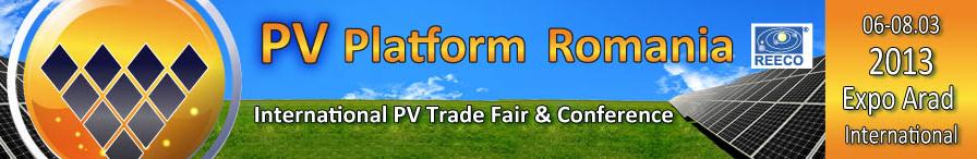 PV Platform Romania expo Arad