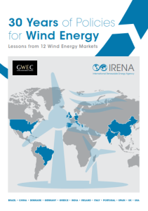 30 Years of Policies for Wind Energy - 12 Wind Energy Markets