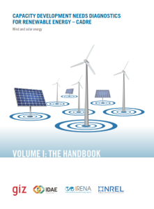 Capacity development needs diagnostics for renewable energy - Cadre Vol 1, Wind and Solar