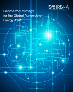 Geothermal strategy for the Global Renewable Energy Atlas