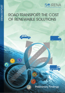 Road transports - The costs of renewable solutions