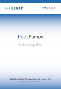 Technology brief - Heat Pumps 01.2013
