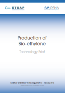 Technology brief - Production of Bio-ethylene, 01.2013