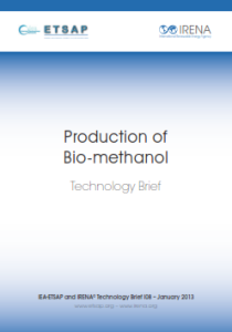 Technology brief - Production of Bio-methanol, 01.2013