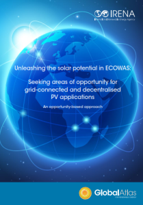 Unleashing the solar potential in ECOWAS, Seeking areas of opportunity for grid connected and descentralised PV applications