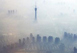 China declara razboi poluarii Natura ne-a trimis un semnal urgent