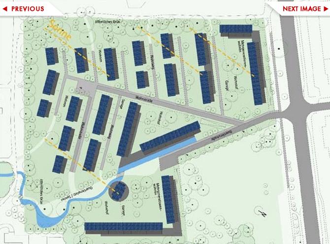 Orasul solar produce de 4 ori mai multa energie decat consuma 10