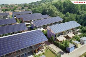 Orasul solar produce de 4 ori mai multa energie decat consuma