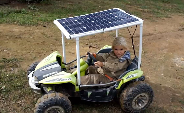 12 Awesome Innovative Solar Powered Gadgets 10