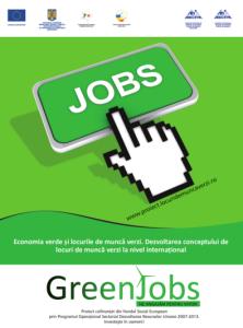 Economia verde si locurile de munca