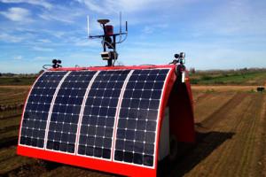 Ladybird, primul robot solar destinat agriculturii a fost lansat în Australia