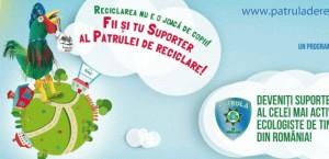 Reciclarea nu e o joaca de copii