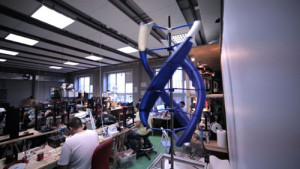 turbina eoliana printata 3D