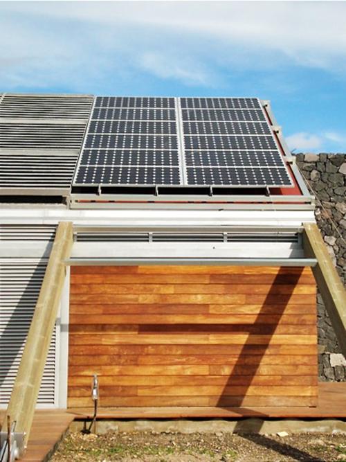 casa cu design bioclimatic