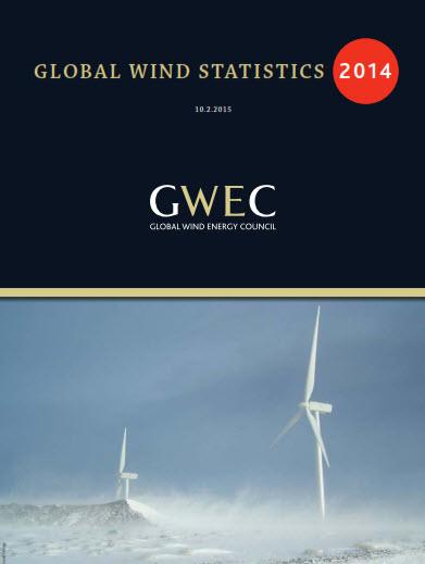 Global Wind statistics 2014 01