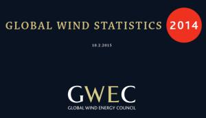 Global Wind statistics 2014