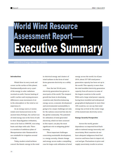 World wind resource 01