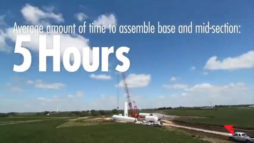 Gezimanya timelaps wind turbine 02