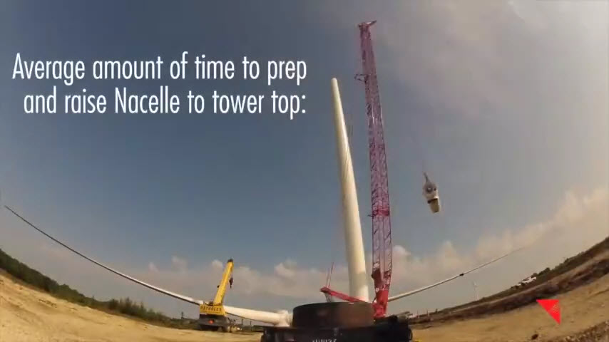 Gezimanya timelaps wind turbine 03