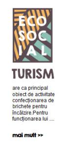 Ecosocial turism