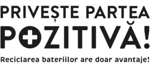 Recicleaza baterii